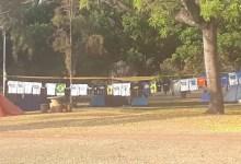 Photo of #Polêmica: Bolsonaristas permanecem acampados em Brasília com faixas antidemocráticas