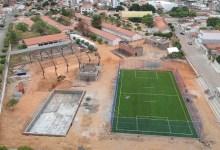Photo of #Chapada: Obras do Complexo Esportivo Educacional de Itaberaba estão avançadas; unidade contará com diversos equipamentos