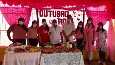 Photo of #Chapada: Evento com debate e exames de ultrassom de mama é realizado em Ibiquera em alusão ao 'Outubro Rosa'