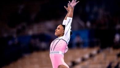 Photo of #Mundo: Medalhista Rebeca Andrade domina no salto e se torna campeã mundial de ginástica