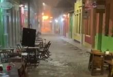 Photo of #Chapada: Chuva intensa causa alagamentos nas ruas do município de Lençóis; veja vídeo