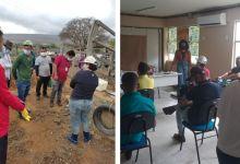 Photo of #Chapada: Agência de Defesa Agropecuária da Bahia promove cursos de agente vacinador de brucelose em Seabra