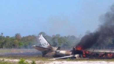 Photo of #Bahia: Falha na aterrisagem pode ter provocado acidente de avião que deixou cinco mortos em 2019; ex-piloto de Stock Car morreu na queda
