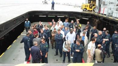 """Photo of #Polêmica: Deputado petista questiona """"qual objetivo"""" do turismo de Bolsonaro com Malafaia em navio da Marinha"""
