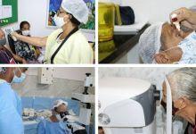 Photo of #Chapada: Cerca de 500 pacientes de Itaberaba passam por avaliação médica para realizar cirurgia de catarata