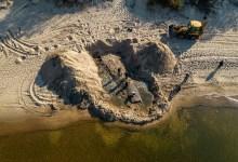 Photo of #Mundo: Navio de 12 metros datado do século 19 é descoberto em praia na Letônia
