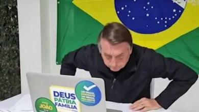 Photo of #Vídeo: Bolsonaro abandona entrevista na Jovem Pan após ser questionado sobre rachadinha