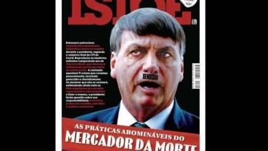 Photo of #Brasil: Bolsonaristas reagem à capa da IstoÉ que compara o presidente a Hitler