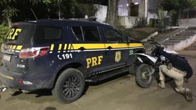 Photo of #Chapada: Polícia apreende motocicleta adulterada e sem placa na região de Boa Vista do Tupim