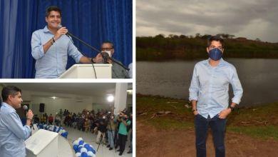 """Photo of #Chapada: Em Miguel Calmon, ACM Neto diz que """"é preciso ter governador com coragem de enfrentar os bandidos"""""""
