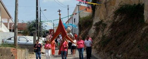 Missa e procissão da festa de São Bento