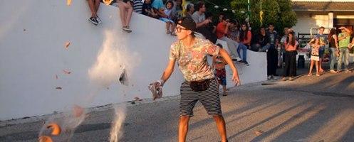 Jogos tradicionais em São Bento