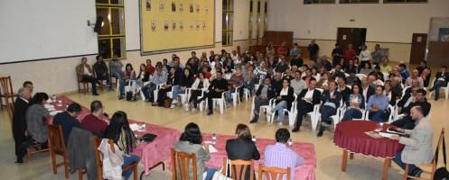"""Debate """"Autárquicas 2017"""" entre os candidatos à Golpilheira:Posto médico e rio Lena no topo das prioridades"""