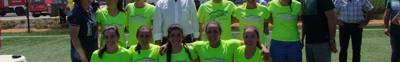 """Futebol de 5 feminino inter-freguesias""""D. Filipa de Lencastre"""""""