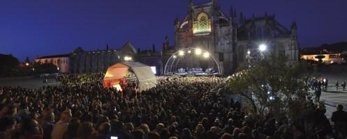 Mosteiro da Batalha como cenário em grande concerto de Russell Watson
