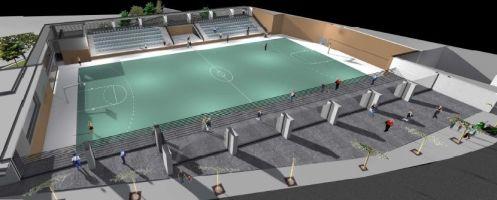 Câmara da Batalha aprova transformar campo da Torre em pavilhão