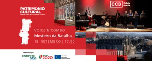 O Centro Cultural de Belém vai estar no Mosteiro da Batalha