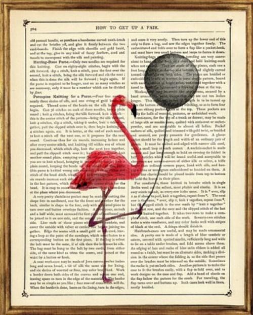flamingo-print