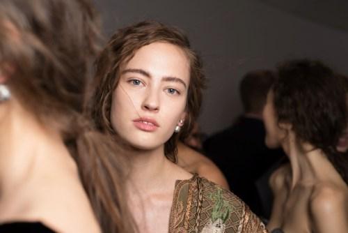 semana de moda dior alta-costura maquiagem beleza