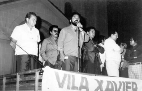 Iniciando a vida política, 1976