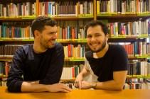 Biblioteca de Dança - Jorge Alencar e Neto Machado [Foto por Leonardo França] (2) web (1)