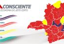 Microrregião de Patrocínio e Monte Carmelo avança para a fase amarela do Programa Minas Consciente; medida atinge Coromandel