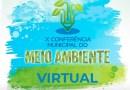 X Conferência Municipal do Meio Ambiente designa novos membros para o CODEMA