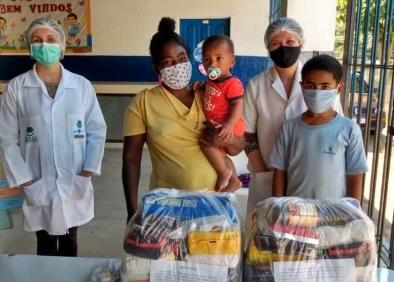 Equipe de Saúde Bucal distribuiu mais de 3.300 kits de Higiene