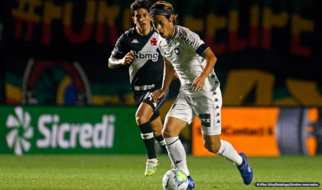 Botafogo segura empate com Vasco e avança na Copa do Brasil