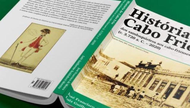 Pesquisadores lançam livro sobre História de Cabo Frio