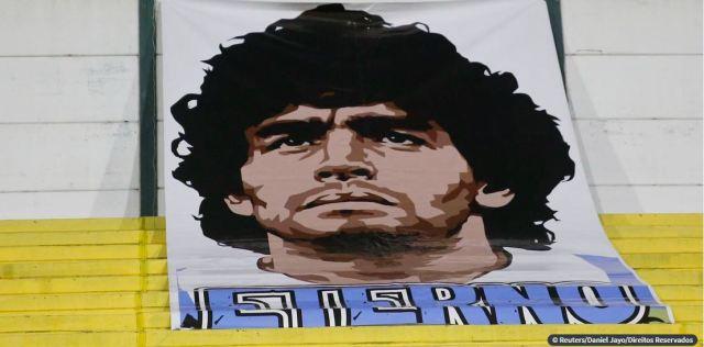 Morte de Maradona dispara disputa por herança