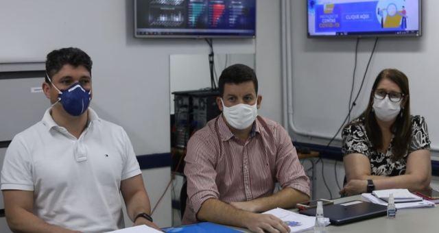 Petrópolis recebe até esta terça-feira as primeiras 4.678 doses da vacina contra o coronavírus
