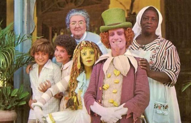 Primeira versão do 'Sítio do Picapau Amarelo' volta à TV