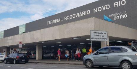 Operação mira transportes piratas no entorno da Rodoviária do Rio