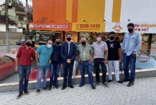 AREAL PODE RECEBER UNIDADE DE REDE DE SUPERMERCADOS DE PETRÓPOLIS