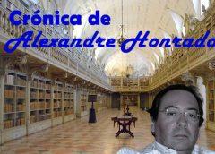 Crónica de Alexandre Honrado – Para cá da máscara