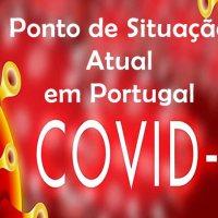 Covid-19 | Ponto de situação atual em Portugal: 443 novos casos e óbitos nas últimas 24h