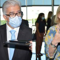 Secretário de Estado da Saúde e Diretora Geral de Saúde em declarações exclusivas ao Jornal de Mafra