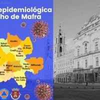 Covid-19 | 8 novos casos no Concelho de Mafra nas últimas 24h