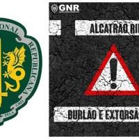 A GNR alerta para burla relacionada com trabalhos de alcatroamento