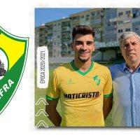 Futebol   Rúben Ramos é o novo reforço do CD Mafra