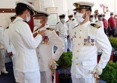 Capitania do Porto de Peniche com novo Capitão