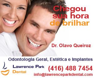 Anúncio Park Lawrence Dental_lateral_site