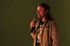 """Halder Gomes, diretor do filme """"Cine Holliúdy"""", na abertura do Festival de Jericoacoara - Cinema Digital"""