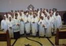 Momentos da Missa Comemorativa do Jubileu de Ouro da Diocese de Guarapuava