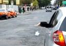 Atirar lixo do carro nas ruas gera multa