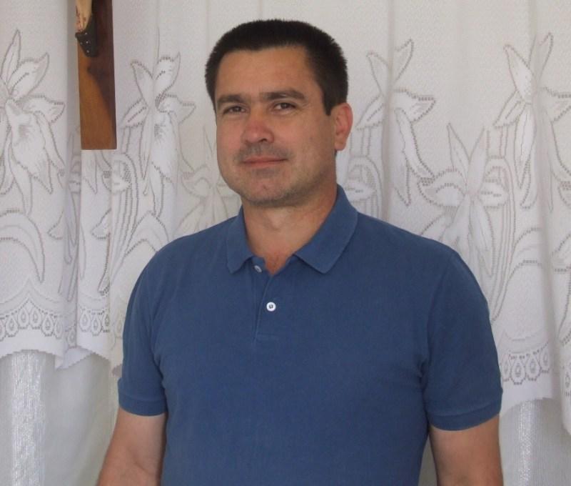 Padre Lori Olenick (Foto: Gisele de Pádua/Fatos do Iguaçu)