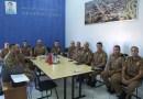 Comandantes da Policia Militar do Paraná se reúnem em Pinhão