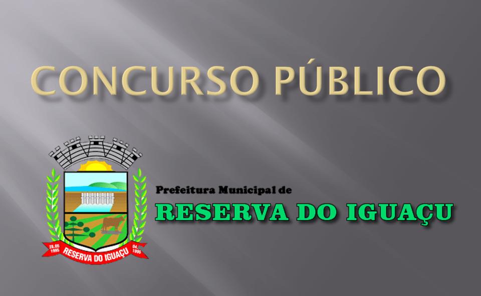 CONCURSO PÚBLICO: Reserva do Iguaçu abre mais de 100 vagas