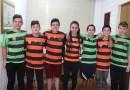Pinhão será a base da seleção de  Futsal sub12 dos Campos Gerais